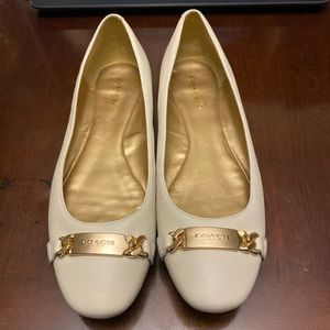 Coach shoes flats
